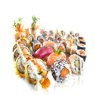 Produktbild Best Of Sushi For Friends
