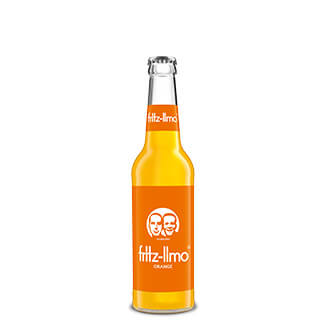 Produktbild fritz-limo orange